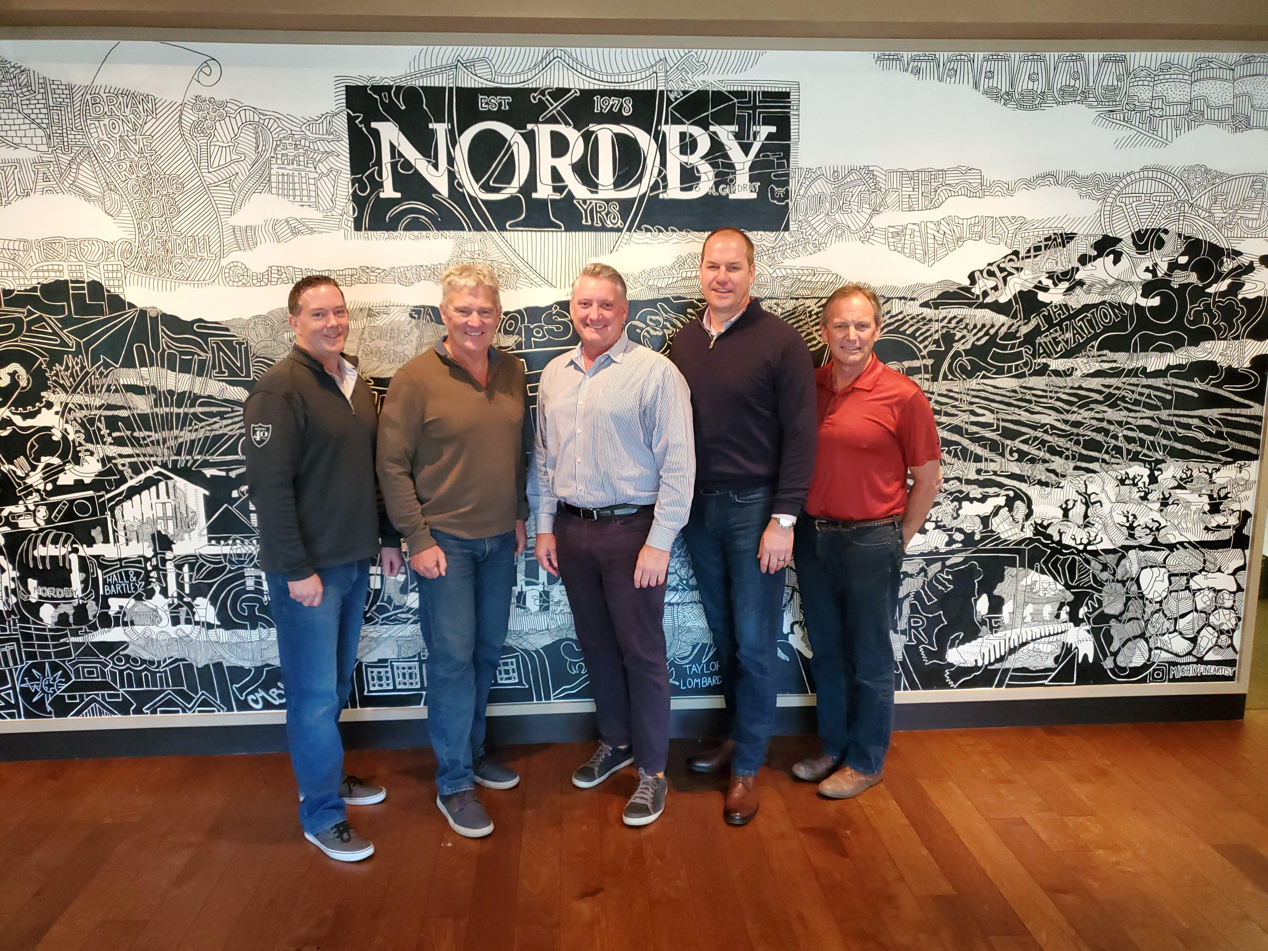 Dave Schroeder, Tony Simmons, Rick Shone, Bob Collins