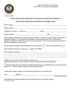 Calamity Application 2017 WC Fires - Napa copy
