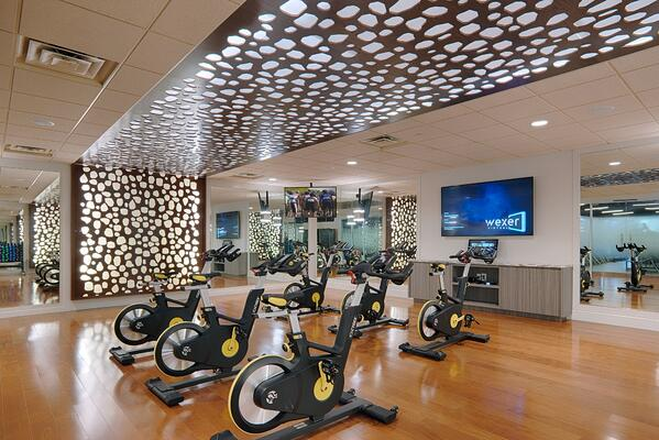 Santa Rosa Golf and Country Club, Fitness Center