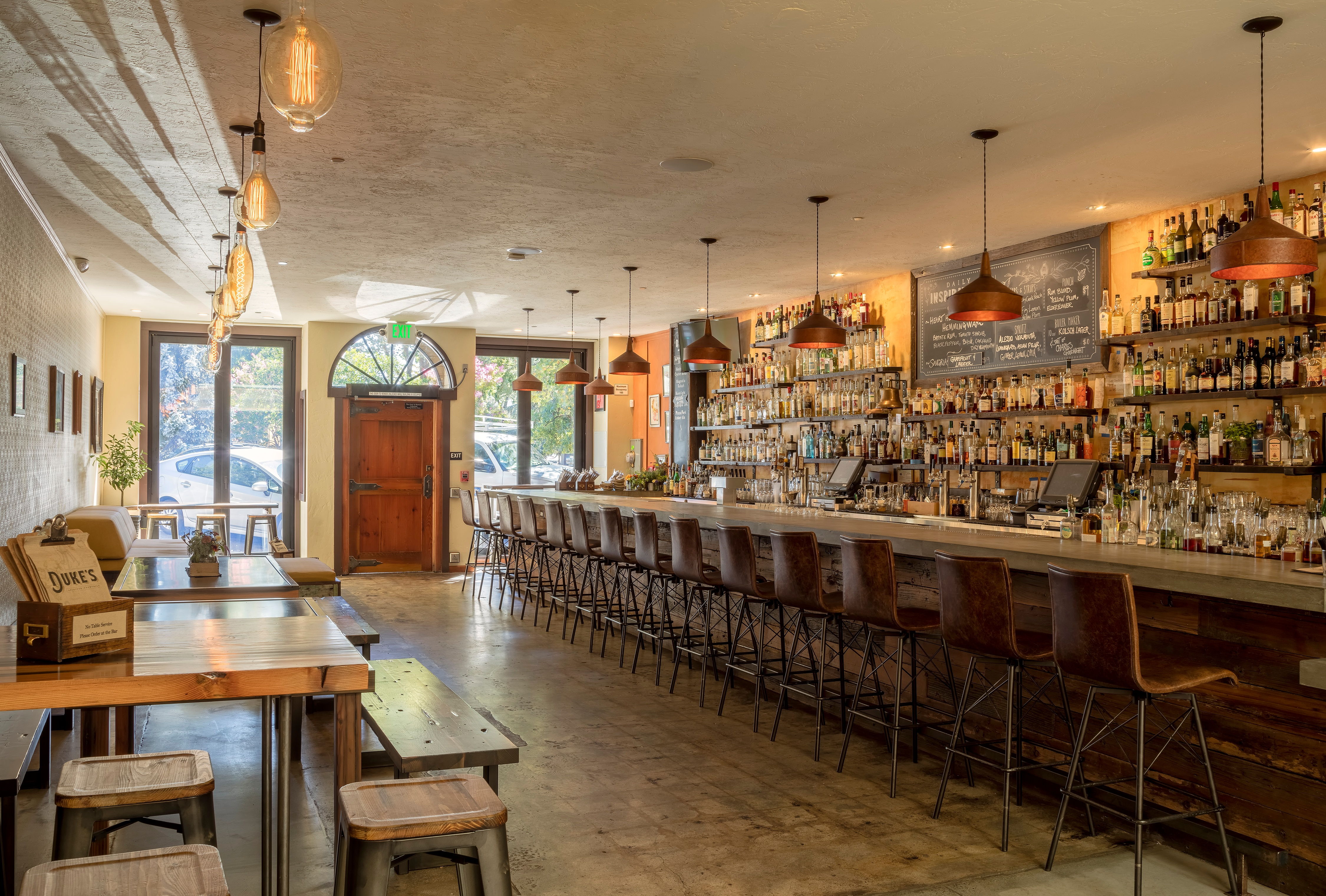 Duke's Bar, Nordby Construction Services